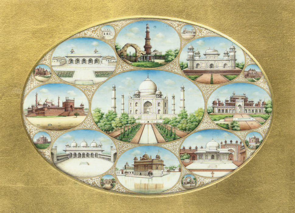 VIEWS OF INDIAN MONUMENTS, COM