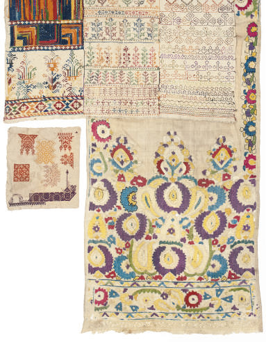 TETUAN AND SALE EMBROIDERIES