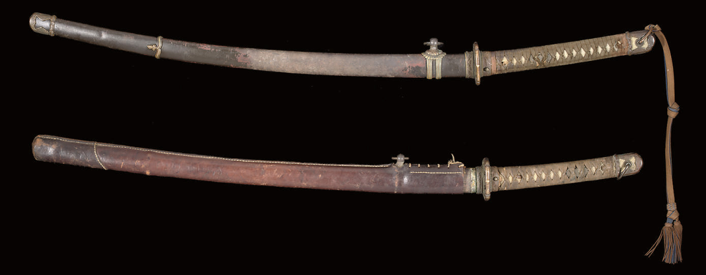 Two Katana, 19th and 20th Cent