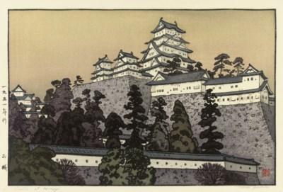 Toshi Yoshida (1911-95)