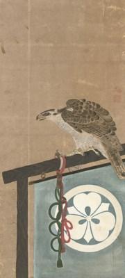 A kakemono, early 19th century