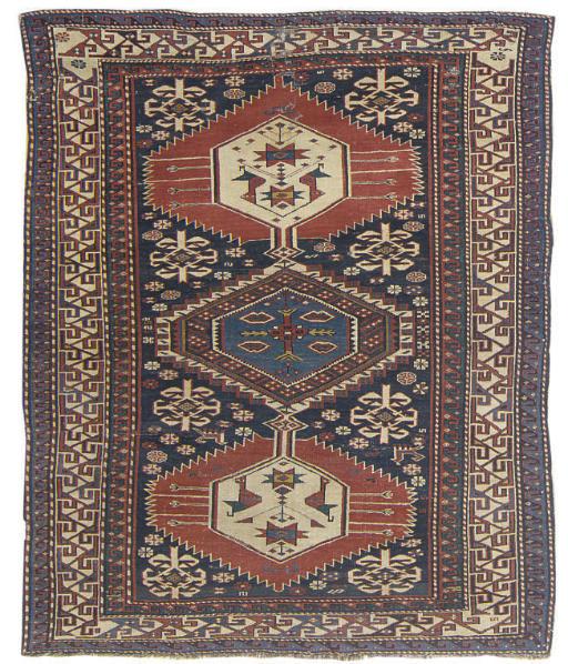 A fine Shirvan rug