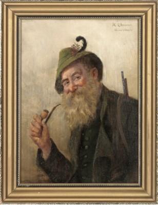 H. Chring (German, 19th/20th C