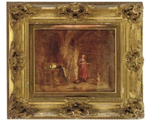Alfred Provis (British, 1843-1