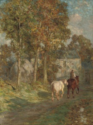 Duncan McLaurin (British, 1849