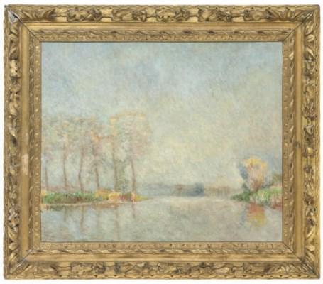 Manner of Claude Oscar Monet