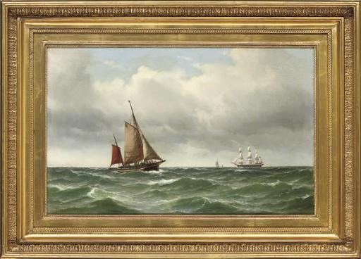 Carl Ludwig Bille (DANISH, 181
