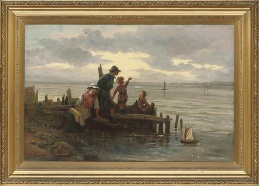 M. Fenwick (British, 19th Cent