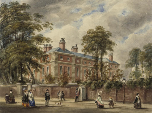 Marlborough House, St. James's, London