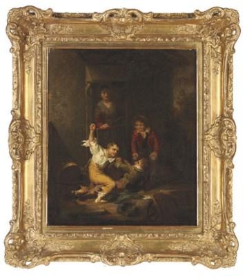 Thomas Webster (British 1800-1