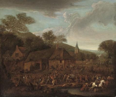 Karel Breydel (Antwerp 1678-17