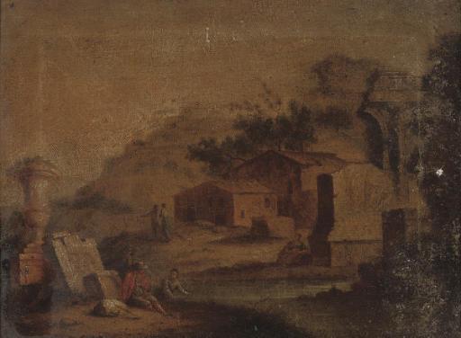 Manner of Carlo Labruzzi (Rome