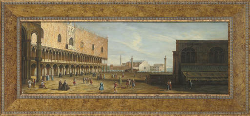 Manner of Canaletto, 20th/21st