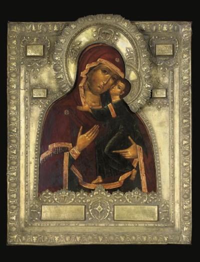 FEODOROVSKAYA MOTHER OF GOD