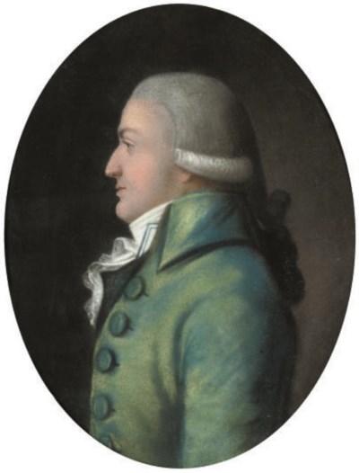 Circle of Daniel Gardner (1750