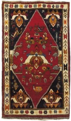 A fine Gabbeh large rug