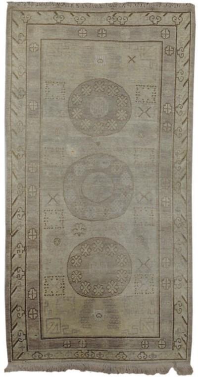 An antique Khotan kelleh