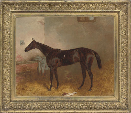 Harry Hall (British, 1812-1888
