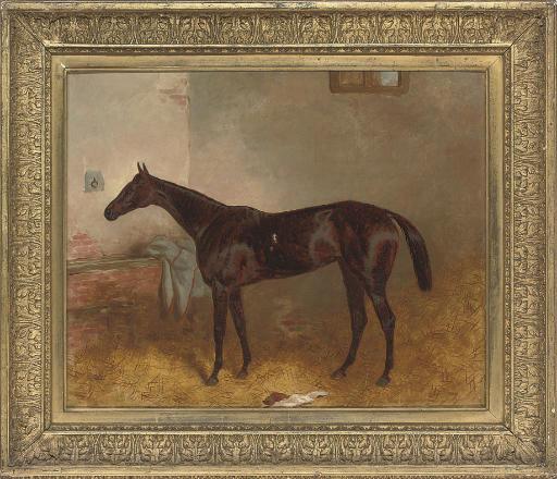 Harry Hall (British, 1812-1888)