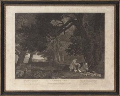 William Woollett, after George
