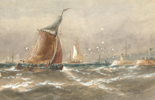 Off Ramsgate