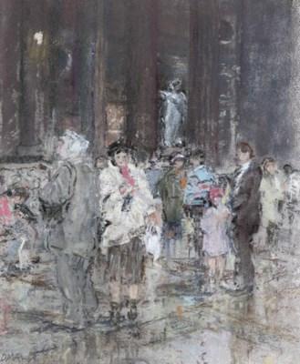 Diana M. Armfield (b.1920)