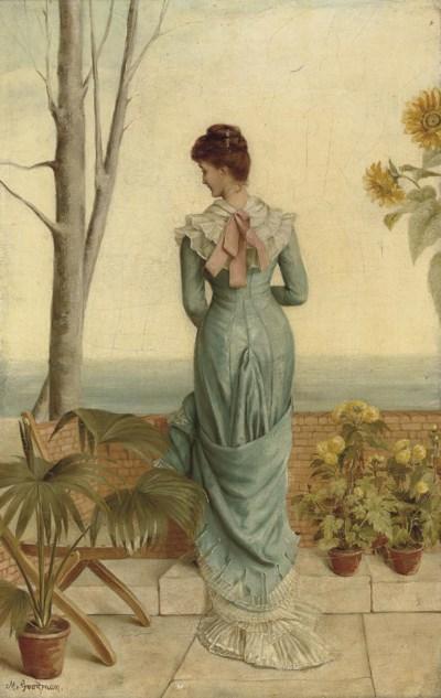 Maude Goodman (1860-1938)