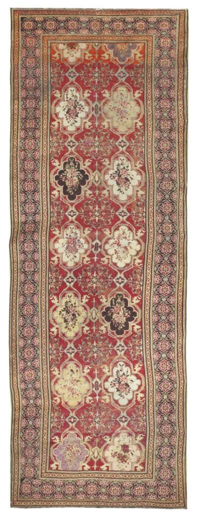 An antique Karabagh kelleh