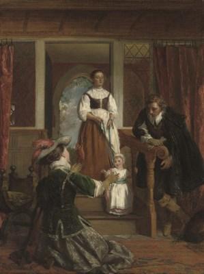John Callcott Horsley, R.A. (B