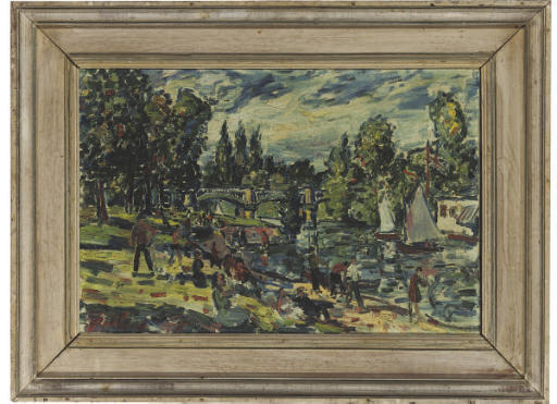 Llewellyn Petley Jones (Canadian, 1908-1986)
