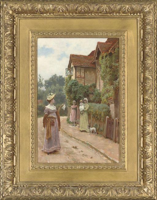 Charles Haigh-Wood (British, 1856-1927)