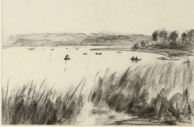 Paul Lucien Maze (1887-1979)