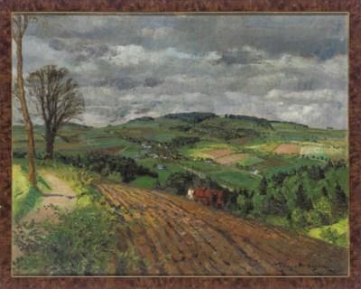 Hugo Walzer (GERMAN, 1885-1923
