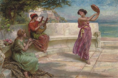 F. Sydney Muschamp, R.B.A. (Br