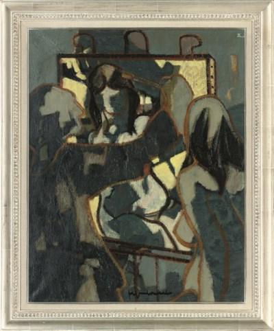 Jeff Friboulet (FRENCH, b.1919