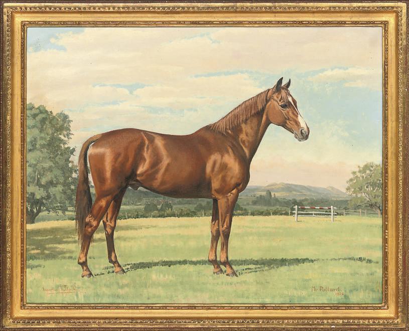 Maurice Tulloch (BRITISH, 1894