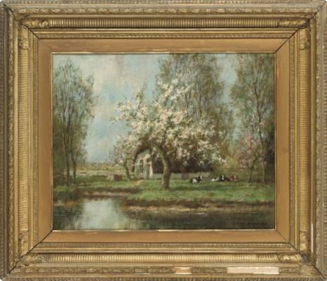 Willem Hendriks (DUTCH, 1888-1