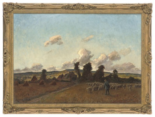Jules-Louis Rame (French, 1855