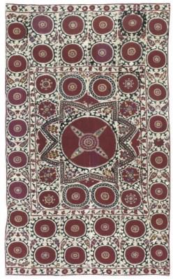 A SUSANI, TASHKENT, 19TH CENTU