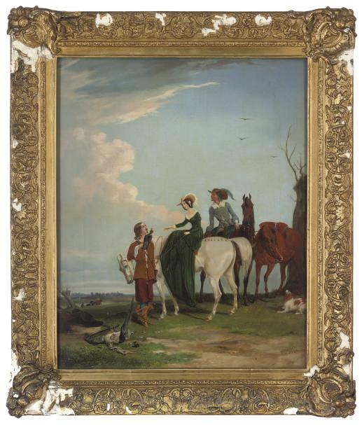 C. A. Turner, circa 1844