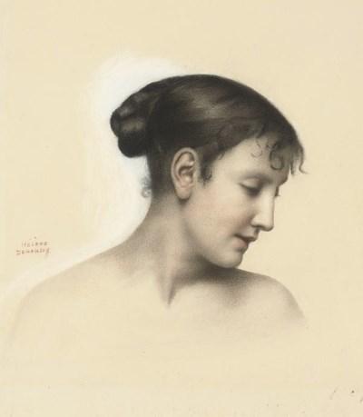 Hélène Dehaussy, (French, 19th