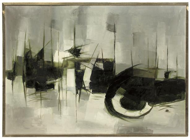 Donald Pass (b. 1930)