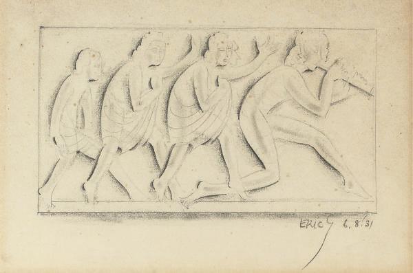 Eric Gill, A.R.A. (1882-1940)