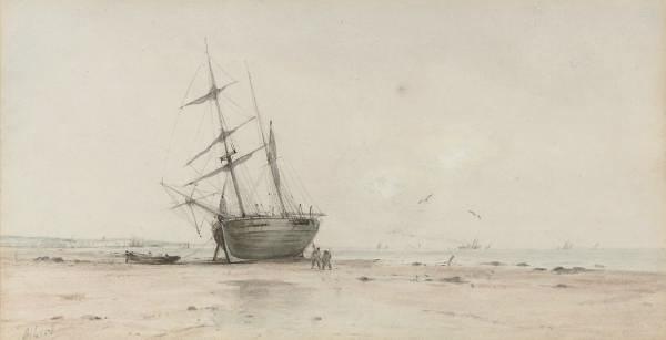 Albert Ernest Markes (1865-190