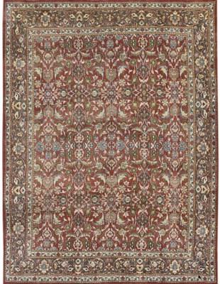A North-East Persian carpet