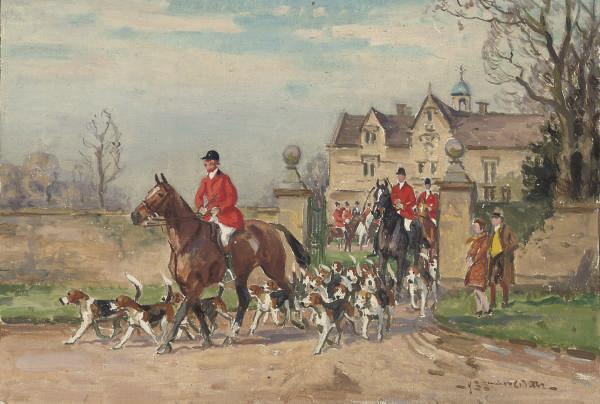 John Sanderson-Wells (1872-195