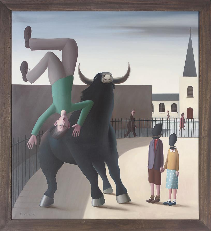 Michael Quanne (b. 1941)