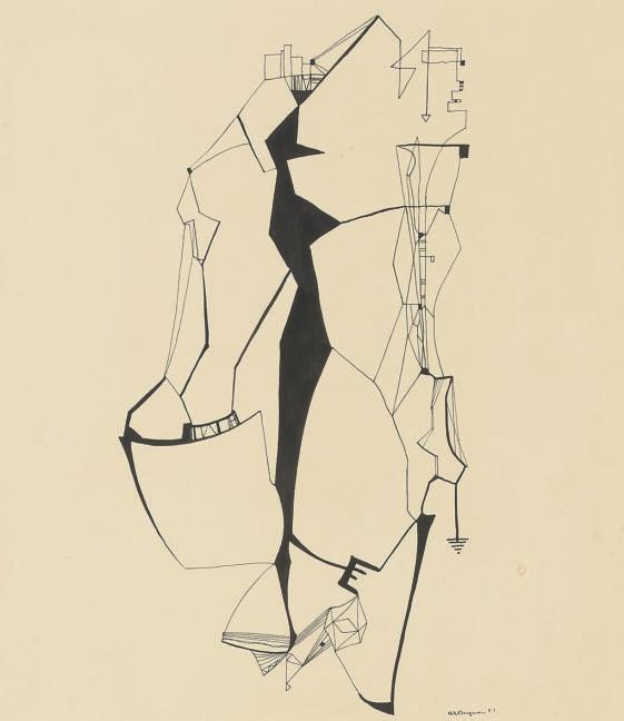 Anna Eva Bergman (FRENCH, 1909