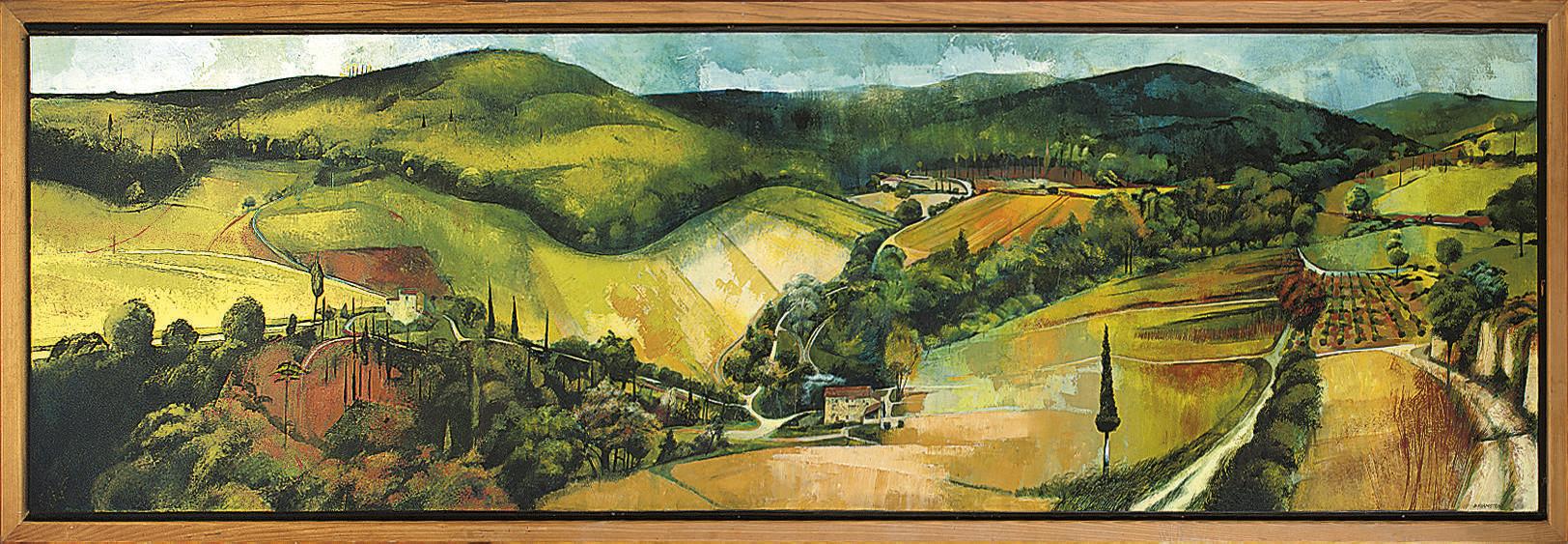 David Firmstone, R.W.S. (b. 19