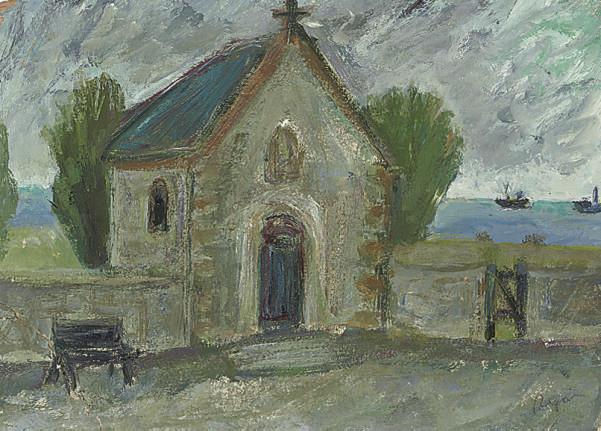 Chapel near Zennor